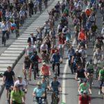 28 мая в Москве пройдет пятый велопарад