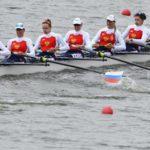 Женская восьмерка из России завоевала бронзу ЧЕ по академической гребле