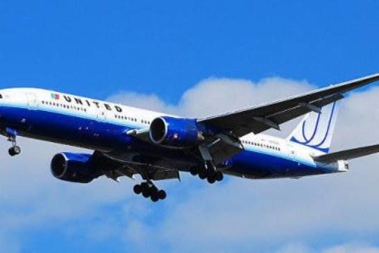 United Airlines могут оштрафовать за непригодный для полетов самолет