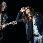 Группа Aerosmith выступит на сцене «Олимпийского»