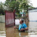 Уровень воды в реках Ставропольского края за сутки снизился на 15-20 см