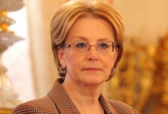 Министр здравоохранения Вероника Скворцова рассказала об успехах российской медицины