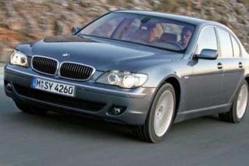 «Семёрки» BMW снова отзовут из-за дверей