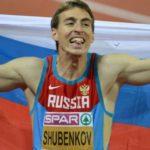 Российского бегуна Шубенкова не пустили в США