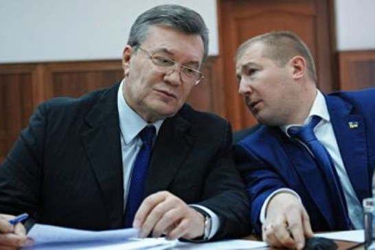 Адвокат назвал условие участия Януковича в суде по видеосвязи