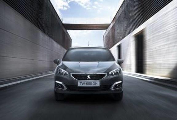 Обновленный Peugeot 408 для России: первая информация