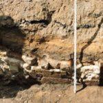В центре Москвы археологи обнаружили белокаменный мост XVII века