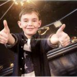 Кирилл Есин лидирует в российском отборочном туре детского Евровидения-2017