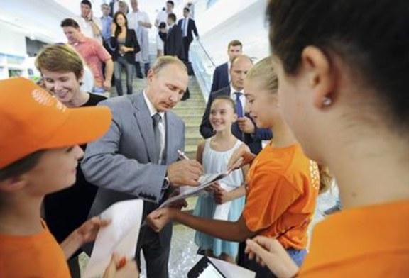 Путин объявил в России Десятилетие детства