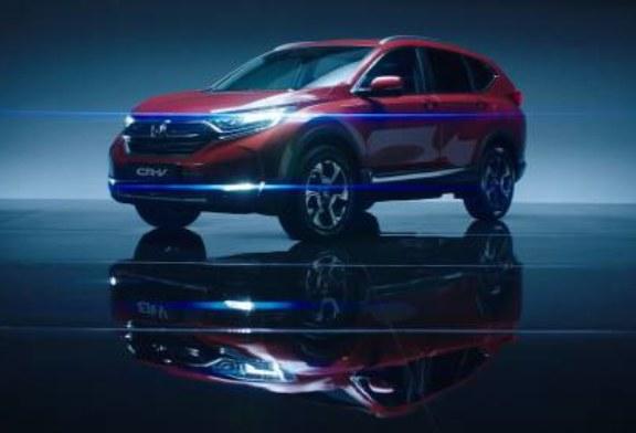 Новый CR-V в России от 2 109 900 рублей