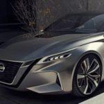 Nissan готовит суперкроссовер Vmotion 3.0