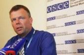 Замглавы миссии ОБСЕ призвал убрать тяжелое вооружение из Донбасса