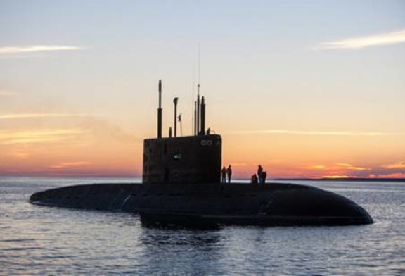 Подлодка «Краснодар» нанесла ракетный удар по району Пальмиры