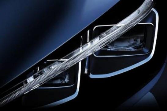 Nissan начинает приоткрывать завесу тайны над электромобилем Leaf второго поколения.
