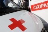 На трассе в Пермском крае перевернулся автобус, один человек погиб