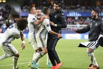 «Реал» обыграл «Малагу» и стал чемпионом Испании по футболу