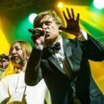 Задержание Левы Би-2 на матче «Спартака» может сорвать гастроли