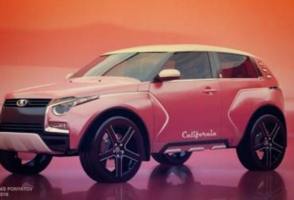 АвтоВАЗ готовит абсолютно новую модель Lada