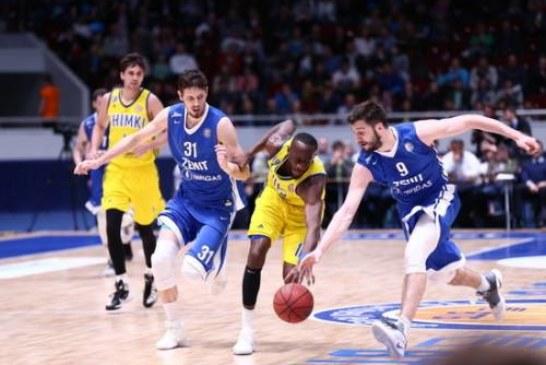 Город для баскетбола: «Зенит» почти попал в Евролигу