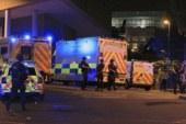 Число погибших при взрыве на стадионе в Манчестере достигло 22 человек