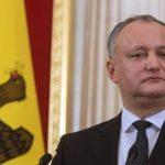 Президент Молдавии рассказал о программе визита в Петербург