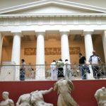 Пушкинский музей можно бесплатно посетить в честь 105-летия со дня открытия