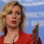 Захарова отреагировала на обвинения Черногории в адрес России