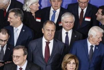 Сергей Лавров на Кипре поднял вопрос кризиса в ПАСЕ