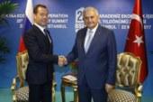 Москва и Анкара отменили большинство торговых ограничений, заявили в Турции