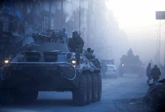 «Боевое братство» сообщило огибели двух российских военных вСирии