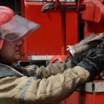 На севере Москвы на ТЭЦ произошел пожар
