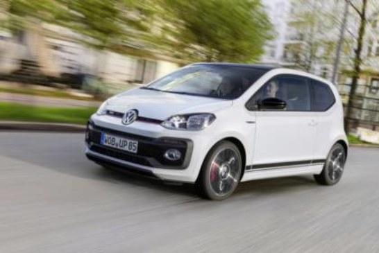Сити-кар Volkswagen up! стал хот-хэтчем