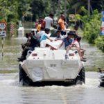 Число жертв наводнений на Шри-Ланке выросло до 164 человек