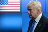 Трамп вернулся в США, завершив свое первое зарубежное турне