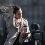 В столичном регионе объявлено экстренное предупреждение из-за сильного ветра