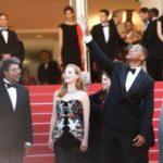 Каннский кинофестиваль: члены независимого жюри защитили меньшинства с табличкой «Чечня»