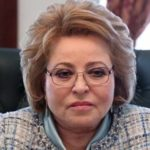 Матвиенко рассказала о назначении сенаторов по президентской квоте