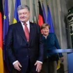 Порошенко рассказал о«по-доброму» поразившей его Меркель