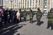 Суд рассмотрит дело второго участника несанкционированного митинга в Москве