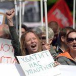 На митинг по реновации пришли три тысячи москвчией