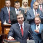 Вучич вступил в должность президента Сербии