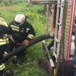 МЧС опровергло сообщение об угрозе прорыва дамбы на Ставрополье
