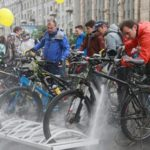 Более 40 тысяч москвичей примут участие в велопараде