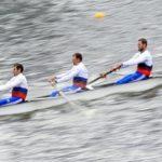 Российская четверка выиграла бронзу на ЧЕ по академической гребле