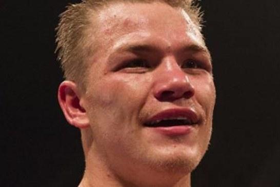 Чудинов проиграл британцу Гроувзу в бою за титул чемпиона WBA (Super)