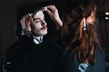 Без носа, но в парике: как снимают сериал «Гоголь» в Санкт-Петербурге