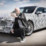 Селфи с новинкой: засветился самый доступный Mercedes
