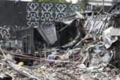 В Стамбуле снесли здание клуба, где произошел теракт в новогоднюю ночь