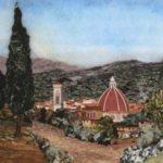 Писательница Алиса Даншох зовет с собой в путешествие по Флоренции