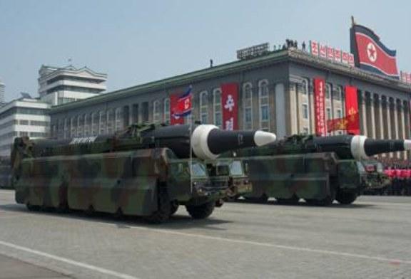 КНДР провела третий за две недели пуск баллистической ракеты